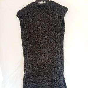 Mossimo Supply Co. Sweaters - long sleeveless draped front cardigan